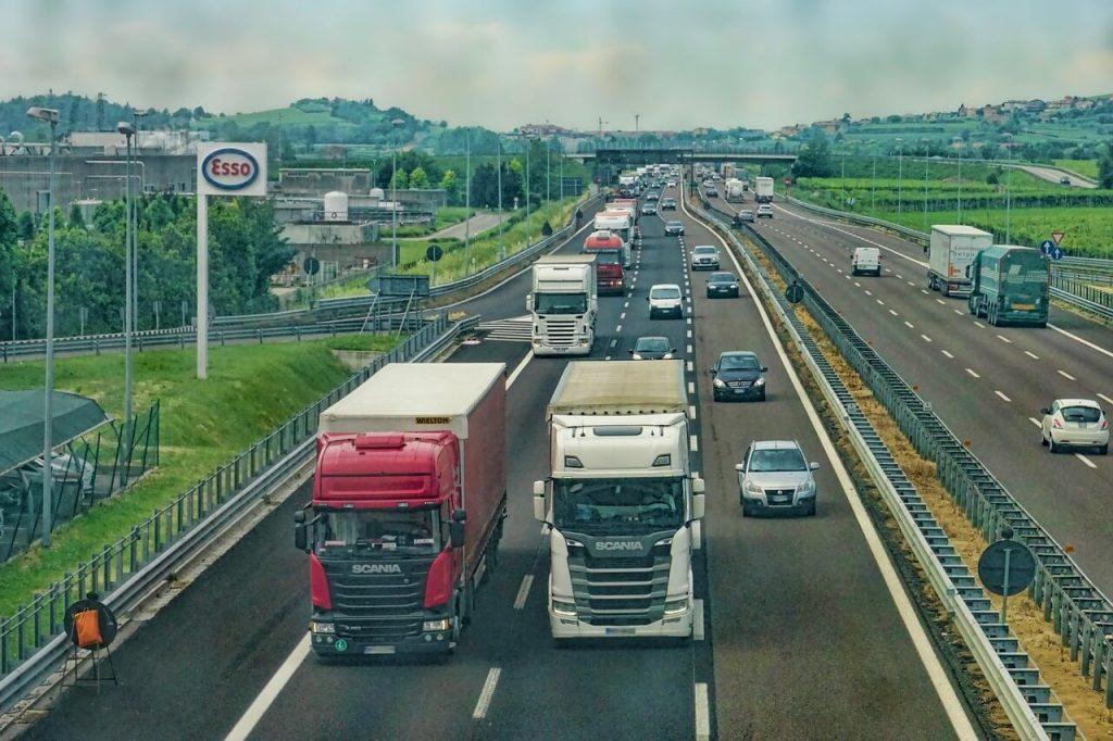transport intermodalny - kombinowany