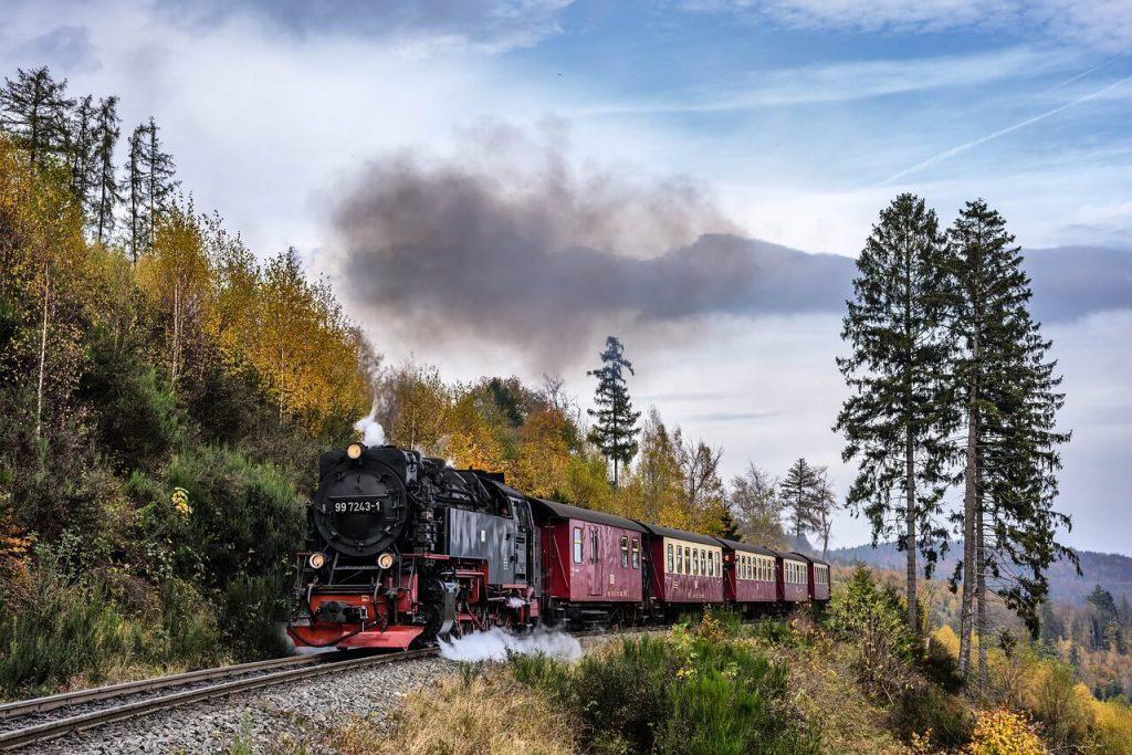 zalety kolei