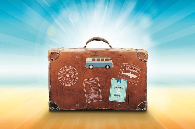 gdzie jechać na wakacje w Polsce - bagaż
